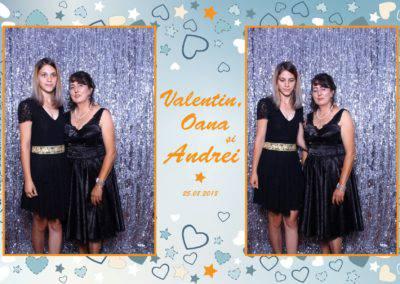 Cabina Foto Showtime - MAGIC MIRROR - Valentin, Oana & Andrei - Nunta - Botez - Valcea (46)