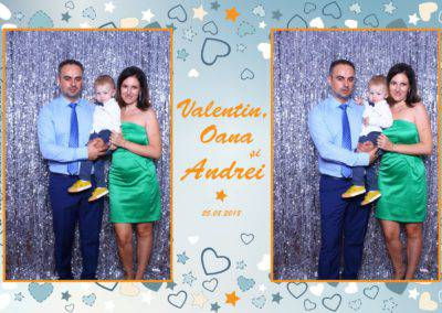 Cabina Foto Showtime - MAGIC MIRROR - Valentin, Oana & Andrei - Nunta - Botez - Valcea (47)