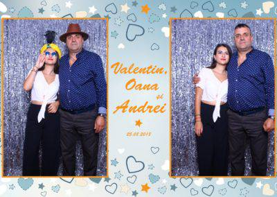 Cabina Foto Showtime - MAGIC MIRROR - Valentin, Oana & Andrei - Nunta - Botez - Valcea (54)