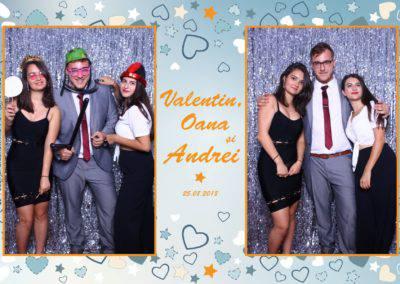 Cabina Foto Showtime - MAGIC MIRROR - Valentin, Oana & Andrei - Nunta - Botez - Valcea (55)