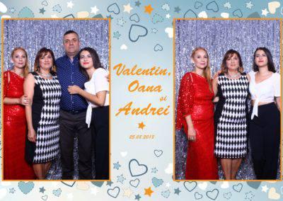 Cabina Foto Showtime - MAGIC MIRROR - Valentin, Oana & Andrei - Nunta - Botez - Valcea (57)