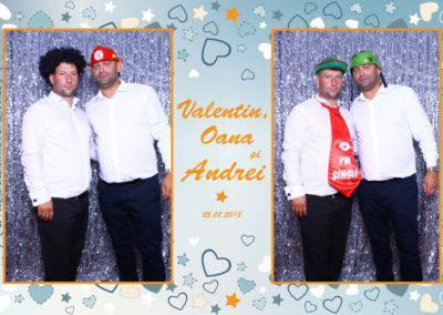 Cabina Foto Showtime - MAGIC MIRROR - Valentin, Oana & Andrei - Nunta - Botez - Valcea (59)