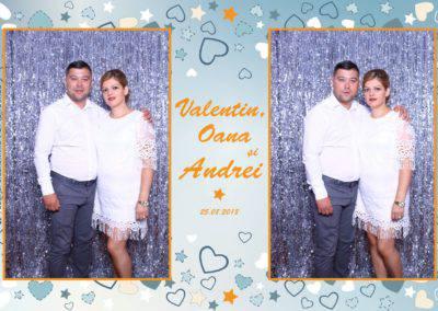 Cabina Foto Showtime - MAGIC MIRROR - Valentin, Oana & Andrei - Nunta - Botez - Valcea (6)
