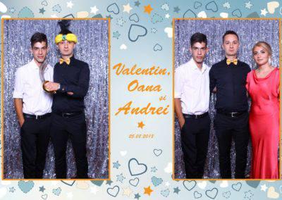 Cabina Foto Showtime - MAGIC MIRROR - Valentin, Oana & Andrei - Nunta - Botez - Valcea (68)