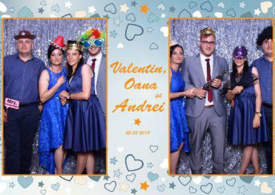 Cabina Foto Showtime - MAGIC MIRROR - Valentin, Oana & Andrei - Nunta - Botez - Valcea (71)