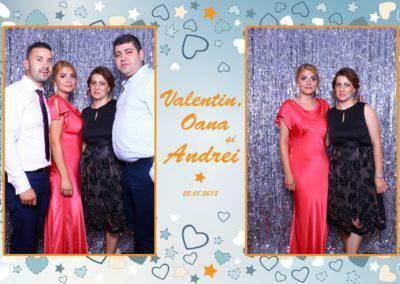 Cabina Foto Showtime - MAGIC MIRROR - Valentin, Oana & Andrei - Nunta - Botez - Valcea (72)