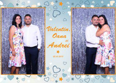 Cabina Foto Showtime - MAGIC MIRROR - Valentin, Oana & Andrei - Nunta - Botez - Valcea (8)