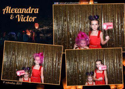 Cabina Foto Showtime - FUN BOX - Nunta - Alexandra si Victor - Hotel Sofianu Ramnicu Valcea (1)