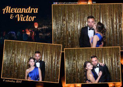 Cabina Foto Showtime - FUN BOX - Nunta - Alexandra si Victor - Hotel Sofianu Ramnicu Valcea (10)