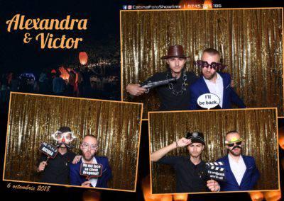 Cabina Foto Showtime - FUN BOX - Nunta - Alexandra si Victor - Hotel Sofianu Ramnicu Valcea (100)