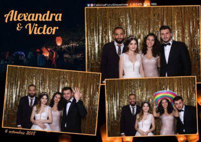 Cabina Foto Showtime - FUN BOX - Nunta - Alexandra si Victor - Hotel Sofianu Ramnicu Valcea (101)