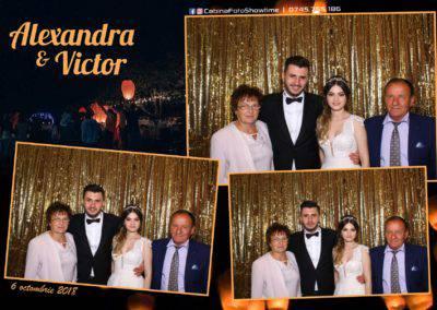 Cabina Foto Showtime - FUN BOX - Nunta - Alexandra si Victor - Hotel Sofianu Ramnicu Valcea (102)