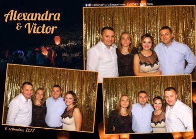 Cabina Foto Showtime - FUN BOX - Nunta - Alexandra si Victor - Hotel Sofianu Ramnicu Valcea (104)