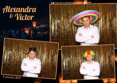 Cabina Foto Showtime - FUN BOX - Nunta - Alexandra si Victor - Hotel Sofianu Ramnicu Valcea (105)