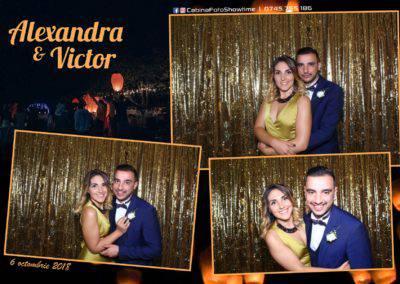 Cabina Foto Showtime - FUN BOX - Nunta - Alexandra si Victor - Hotel Sofianu Ramnicu Valcea (12)