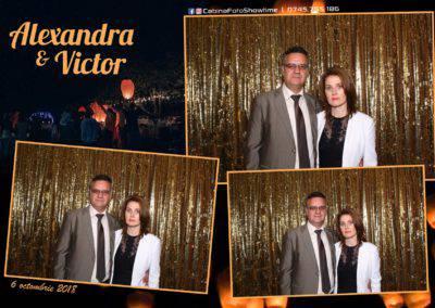 Cabina Foto Showtime - FUN BOX - Nunta - Alexandra si Victor - Hotel Sofianu Ramnicu Valcea (14)