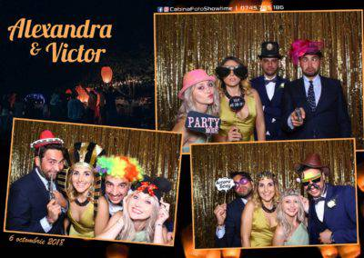 Cabina Foto Showtime - FUN BOX - Nunta - Alexandra si Victor - Hotel Sofianu Ramnicu Valcea (15)