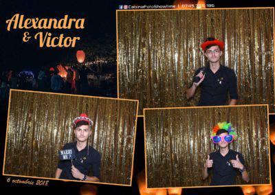 Cabina Foto Showtime - FUN BOX - Nunta - Alexandra si Victor - Hotel Sofianu Ramnicu Valcea (17)