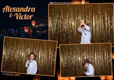 Cabina Foto Showtime - FUN BOX - Nunta - Alexandra si Victor - Hotel Sofianu Ramnicu Valcea (18)