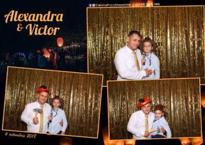Cabina Foto Showtime - FUN BOX - Nunta - Alexandra si Victor - Hotel Sofianu Ramnicu Valcea (19)
