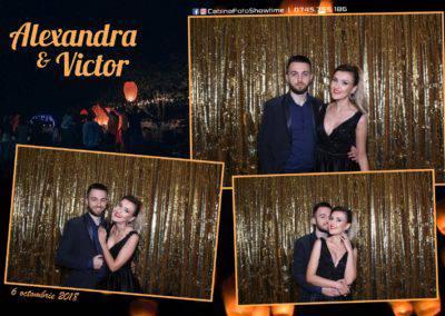 Cabina Foto Showtime - FUN BOX - Nunta - Alexandra si Victor - Hotel Sofianu Ramnicu Valcea (2)