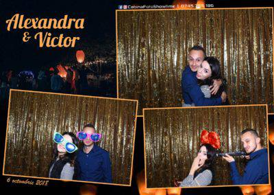 Cabina Foto Showtime - FUN BOX - Nunta - Alexandra si Victor - Hotel Sofianu Ramnicu Valcea (20)