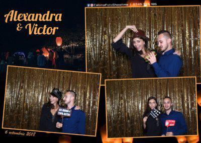 Cabina Foto Showtime - FUN BOX - Nunta - Alexandra si Victor - Hotel Sofianu Ramnicu Valcea (21)