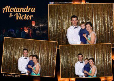 Cabina Foto Showtime - FUN BOX - Nunta - Alexandra si Victor - Hotel Sofianu Ramnicu Valcea (22)