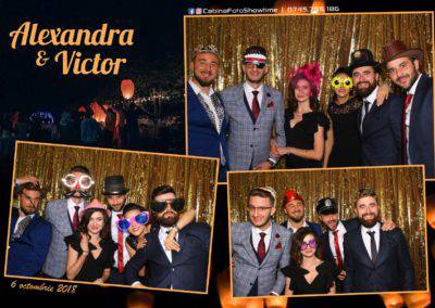 Cabina Foto Showtime - FUN BOX - Nunta - Alexandra si Victor - Hotel Sofianu Ramnicu Valcea (23)