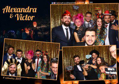Cabina Foto Showtime - FUN BOX - Nunta - Alexandra si Victor - Hotel Sofianu Ramnicu Valcea (24)