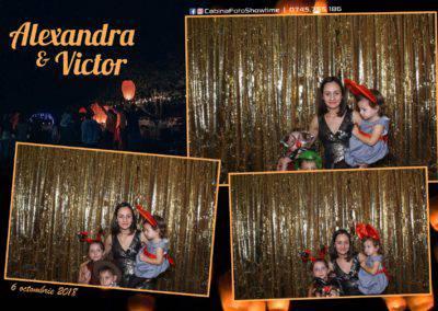 Cabina Foto Showtime - FUN BOX - Nunta - Alexandra si Victor - Hotel Sofianu Ramnicu Valcea (25)