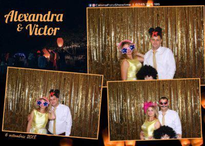 Cabina Foto Showtime - FUN BOX - Nunta - Alexandra si Victor - Hotel Sofianu Ramnicu Valcea (29)