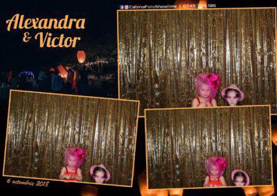Cabina Foto Showtime - FUN BOX - Nunta - Alexandra si Victor - Hotel Sofianu Ramnicu Valcea (3)