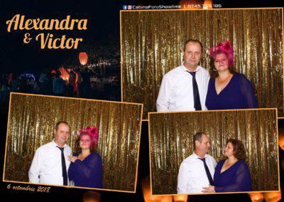 Cabina Foto Showtime - FUN BOX - Nunta - Alexandra si Victor - Hotel Sofianu Ramnicu Valcea (30)