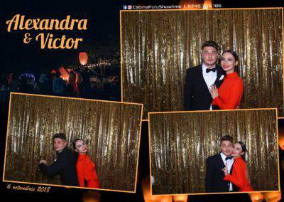 Cabina Foto Showtime - FUN BOX - Nunta - Alexandra si Victor - Hotel Sofianu Ramnicu Valcea (31)
