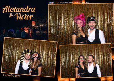 Cabina Foto Showtime - FUN BOX - Nunta - Alexandra si Victor - Hotel Sofianu Ramnicu Valcea (32)