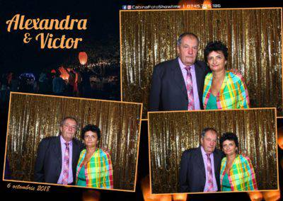 Cabina Foto Showtime - FUN BOX - Nunta - Alexandra si Victor - Hotel Sofianu Ramnicu Valcea (33)