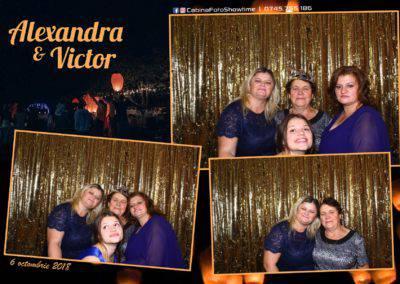Cabina Foto Showtime - FUN BOX - Nunta - Alexandra si Victor - Hotel Sofianu Ramnicu Valcea (34)
