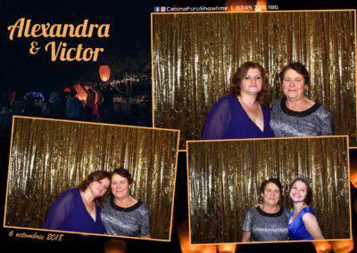 Cabina Foto Showtime - FUN BOX - Nunta - Alexandra si Victor - Hotel Sofianu Ramnicu Valcea (35)