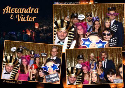 Cabina Foto Showtime - FUN BOX - Nunta - Alexandra si Victor - Hotel Sofianu Ramnicu Valcea (36)