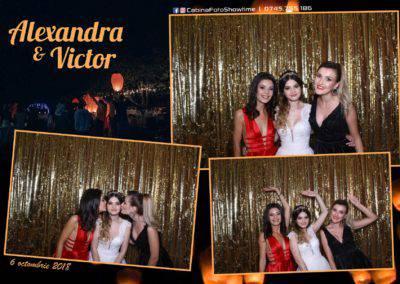 Cabina Foto Showtime - FUN BOX - Nunta - Alexandra si Victor - Hotel Sofianu Ramnicu Valcea (37)