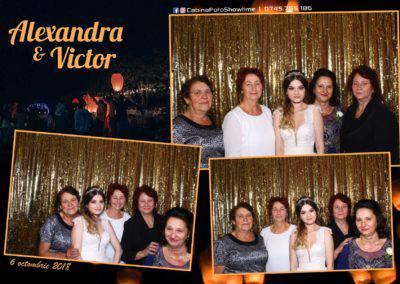Cabina Foto Showtime - FUN BOX - Nunta - Alexandra si Victor - Hotel Sofianu Ramnicu Valcea (38)