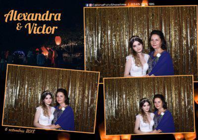 Cabina Foto Showtime - FUN BOX - Nunta - Alexandra si Victor - Hotel Sofianu Ramnicu Valcea (39)