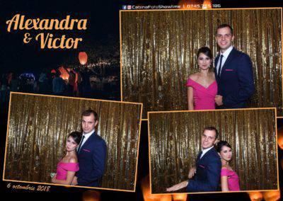 Cabina Foto Showtime - FUN BOX - Nunta - Alexandra si Victor - Hotel Sofianu Ramnicu Valcea (4)