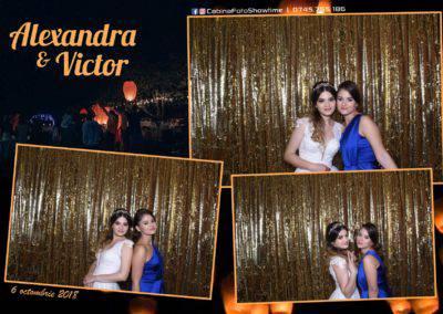 Cabina Foto Showtime - FUN BOX - Nunta - Alexandra si Victor - Hotel Sofianu Ramnicu Valcea (40)