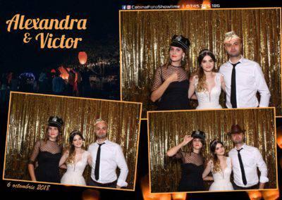 Cabina Foto Showtime - FUN BOX - Nunta - Alexandra si Victor - Hotel Sofianu Ramnicu Valcea (41)
