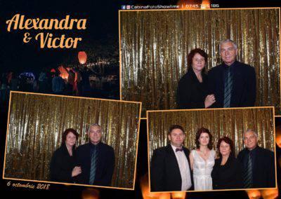 Cabina Foto Showtime - FUN BOX - Nunta - Alexandra si Victor - Hotel Sofianu Ramnicu Valcea (43)