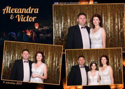 Cabina Foto Showtime - FUN BOX - Nunta - Alexandra si Victor - Hotel Sofianu Ramnicu Valcea (44)