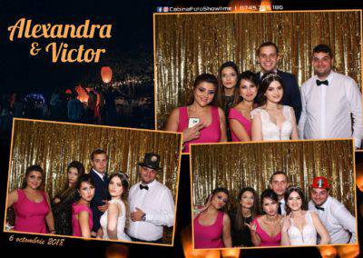 Cabina Foto Showtime - FUN BOX - Nunta - Alexandra si Victor - Hotel Sofianu Ramnicu Valcea (45)