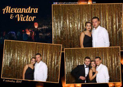 Cabina Foto Showtime - FUN BOX - Nunta - Alexandra si Victor - Hotel Sofianu Ramnicu Valcea (47)